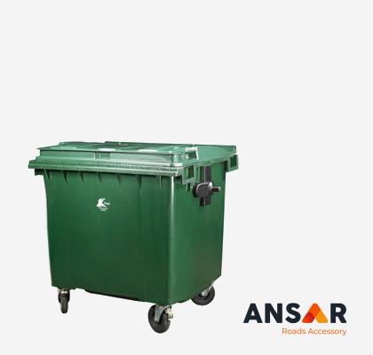 мусорные корзины